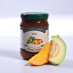 Guava mango jam